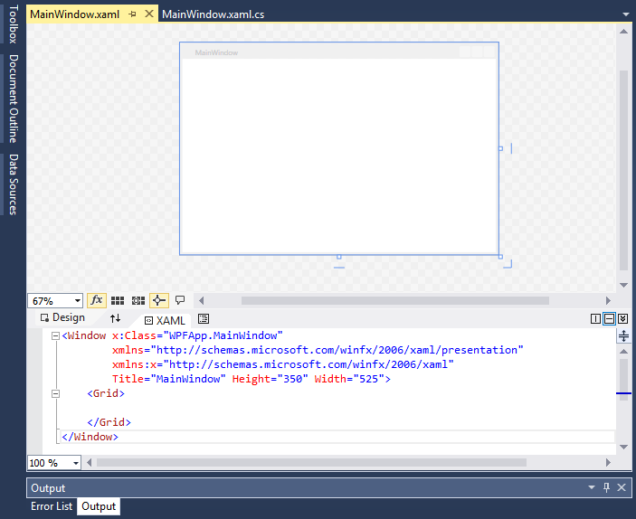 C# 4 0 Tutorial: WPF (Windows Presentation Foundation) and