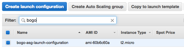 AWS : Setting up Autoscaling Alarms and Notifications via