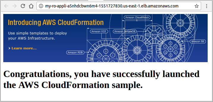 AWS : CloudFormation - Creating an ASG with rolling update