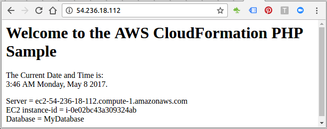 AWS : CloudFormation Bootstrap UserData/Metadata - 2018