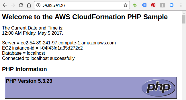 AWS : CloudFormation - templates, change sets, and CLI - 2019