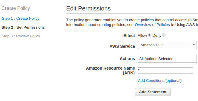 AWS Identity and Access Management (IAM) Policies - 2019