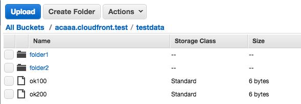 AWS : S3 (Simple Storage Service) V - Uploading folders/files