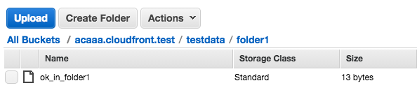 AWS : S3 (Simple Storage Service) V - Uploading folders