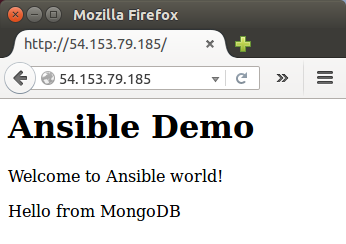 Ansible: Setting up web servers with Nginx, configure