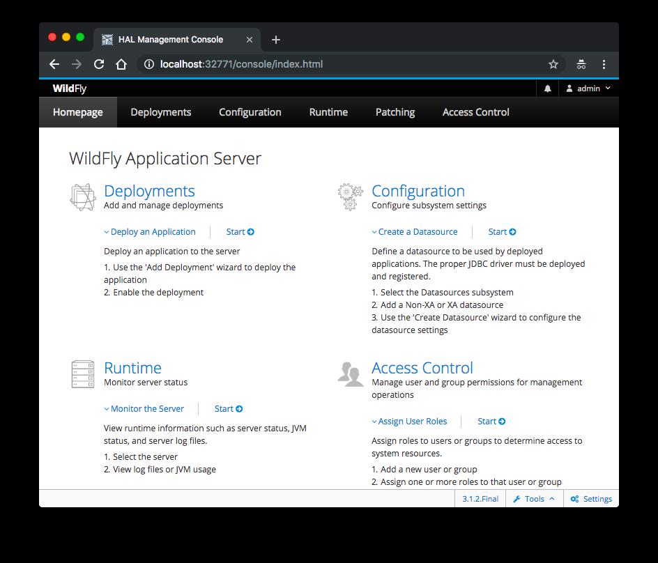Docker - Deploying a Java EE JBoss/WildFly Application on
