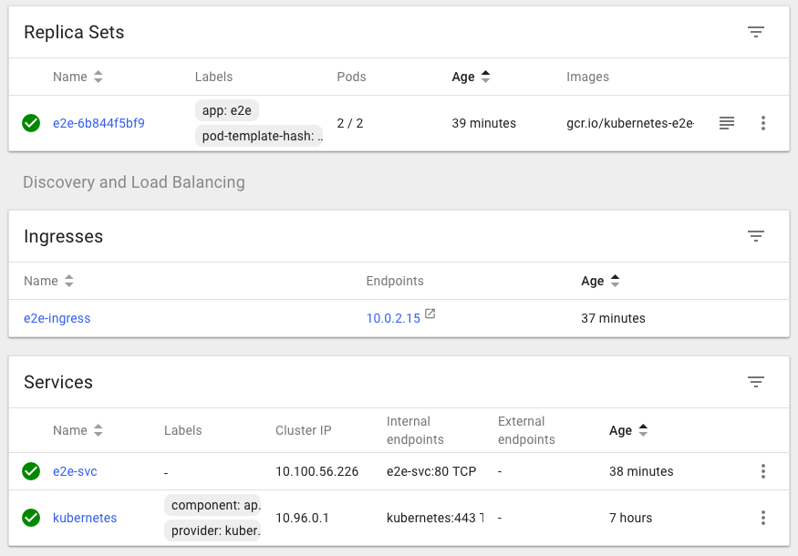 Docker & Kubernetes : Nginx Ingress Controller on Minikube - 2019