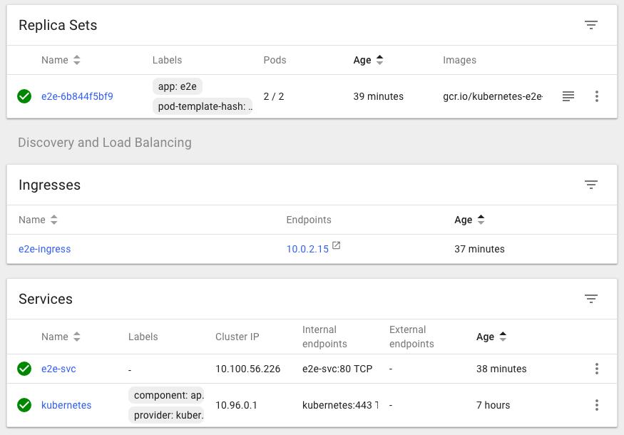 Docker & Kubernetes : Nginx Ingress Controller on Minikube
