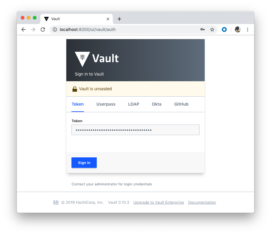 Docker Compose - Hashicorp's Vault and Consul Part A (install vault