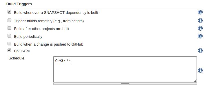 Jenkins on EC2 : 4  GitHub hook configuration and GitHub