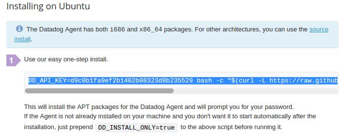 datadog agent windows server