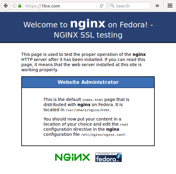 DevOps / Sys admin Q & A #26 : NGINX SSL/TLS, Caching, and