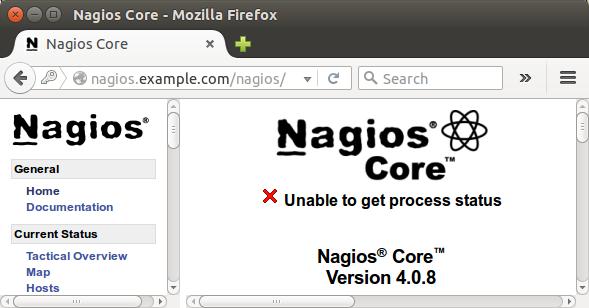 Nagios on Ubuntu with Nginx - 2016