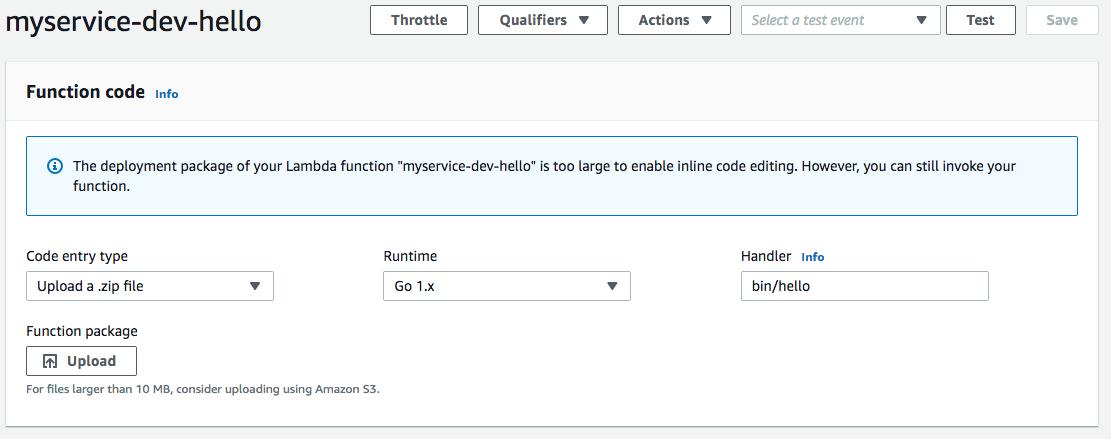 GoLang Tutorial - Serverless Web API with AWS Lambda - 2019