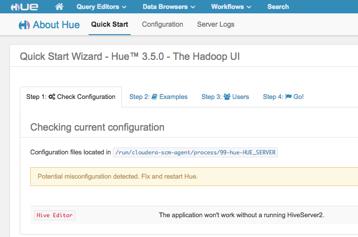 Apache Hadoop (CDH 5) Hive Upgrade - 2018