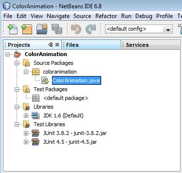 Open Source Web Animation: Java Web Start Animation Tutorial