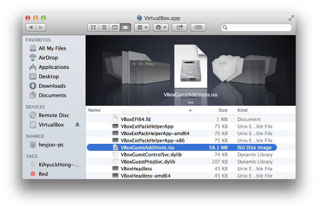 download virtualbox guest additions
