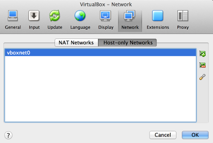 Virtualbox Interface Shutdown
