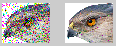 Using MatLab for Image filtering