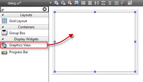 Qt5 Tutorial Qt5 QGraphicsView, QGraphicsScene, and