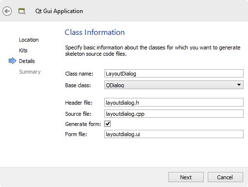 Hướng dẫn sử dụng Layout trong Qt dùng Qt designer | Embedded System