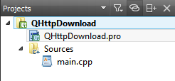 Qt5 Tutorial QHttp Downloading Files (QNetworkAccessManager