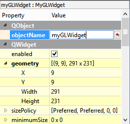 Qt5 Tutorial OpenGL with QGLWidget - 2018
