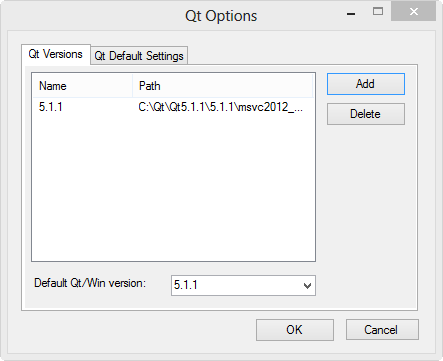 Qt5 Tutorial Visual Studio Add-in for Qt5 - 2016