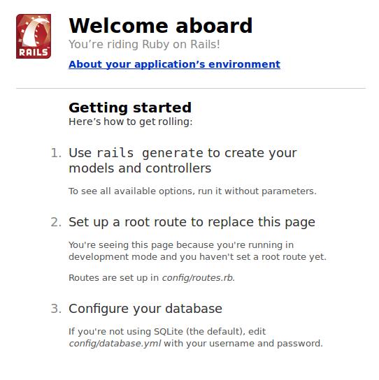 Ruby On Rails Tutorial: My First App - 2018