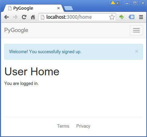 Ruby on Rails Facebook and Twitter Authentication using