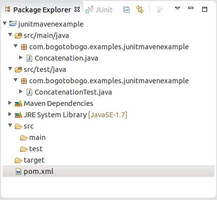 JUnit 4 Tutorial: Maven Java 7 - 2016