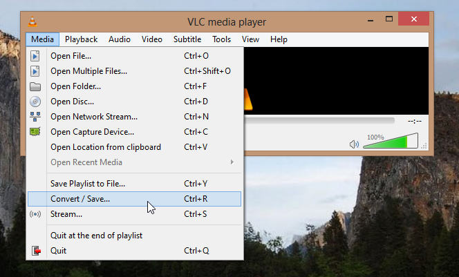 How to Capture Screen to a File using VLC - 2018