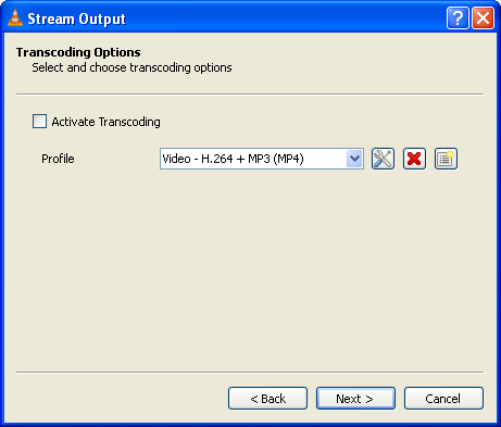 RTP Live Streaming using VLC - 2018