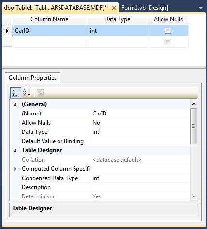 visual basic 2010 sql database tutorial pdf