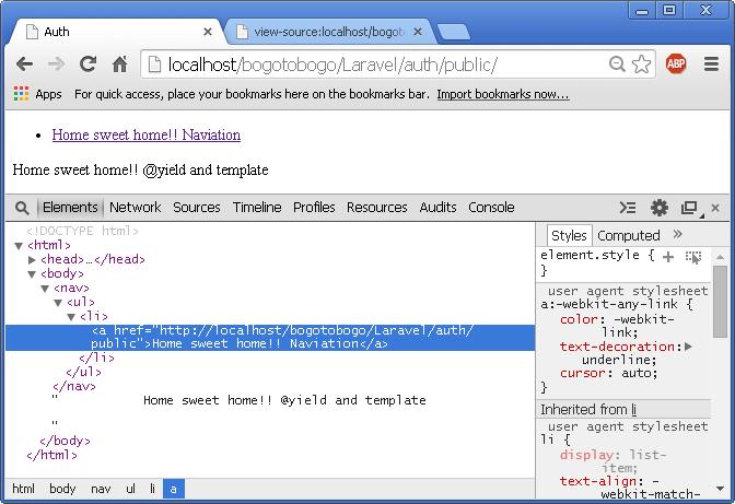 PHP5 & MySQL Tutorial: Laravel 4 Framework (Authentication