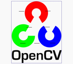 OpenCV 3 Image Reconstruction : Inpainting (Interpolation