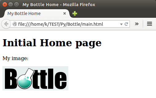 python bottle how to pass to template file