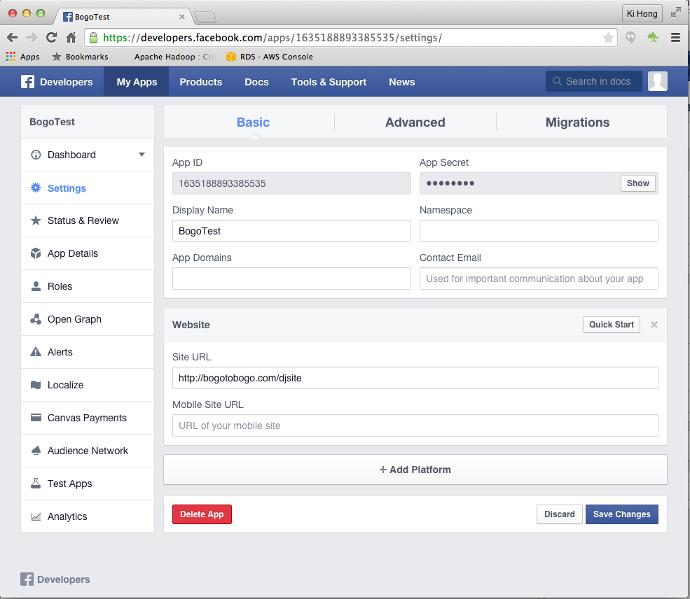 Django: Python social auth, Facebook, Twitter, and Google Auth - 2018
